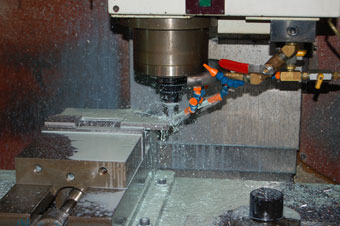Vertical CNC Machining