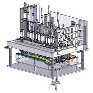 Design of Hot Air Cold Stake